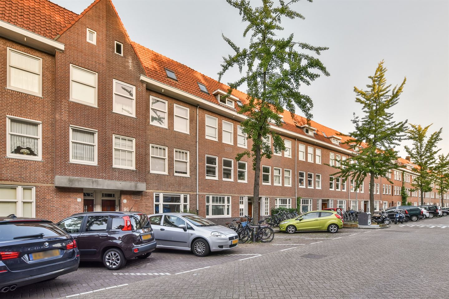 appartement Marco Polostraat 98 hs 1906