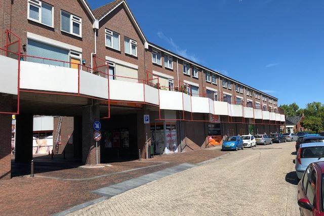 appartement Damkade 13 1981
